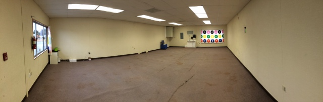 empty Makerspace