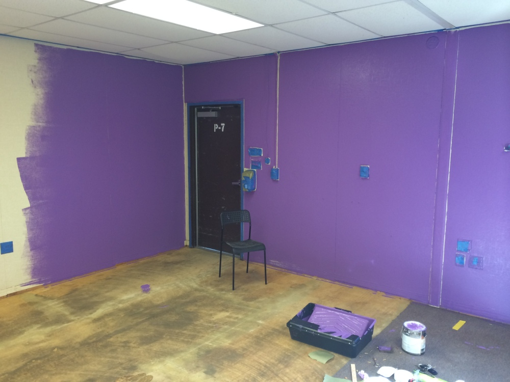Making a Makerspace: The Physical Space is (relatively) Finished! (3/6)