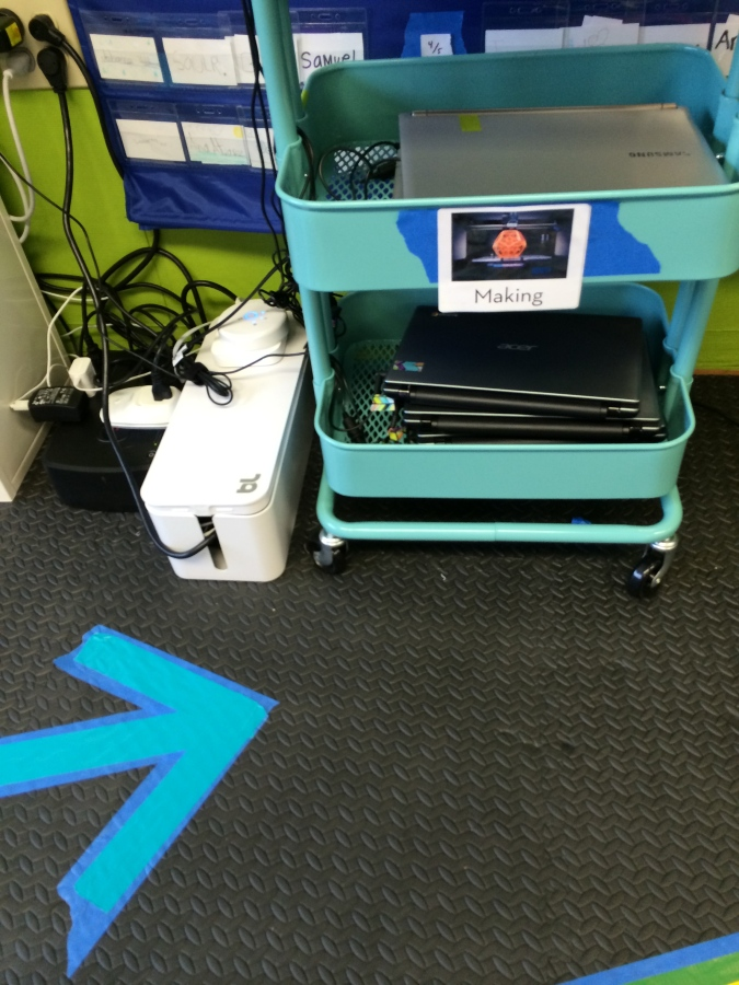 Floor - Making (3D Printer)