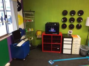 3D Printing corner